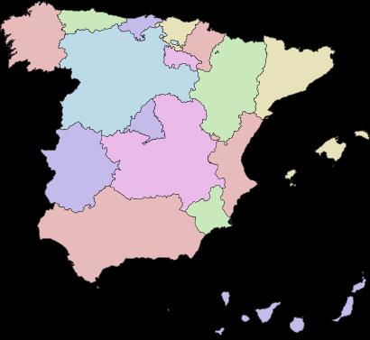 Autonomous Communities (Spain)